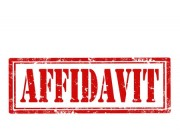All you want to know about Affidavit