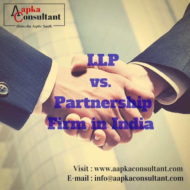 LLP vs. Partnership Firm