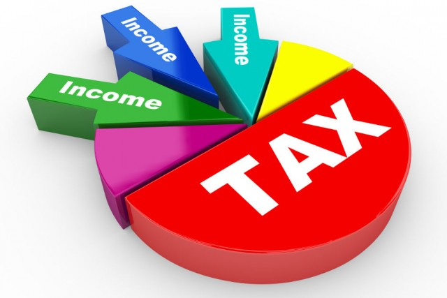 Where Can I Calculate Income tax?