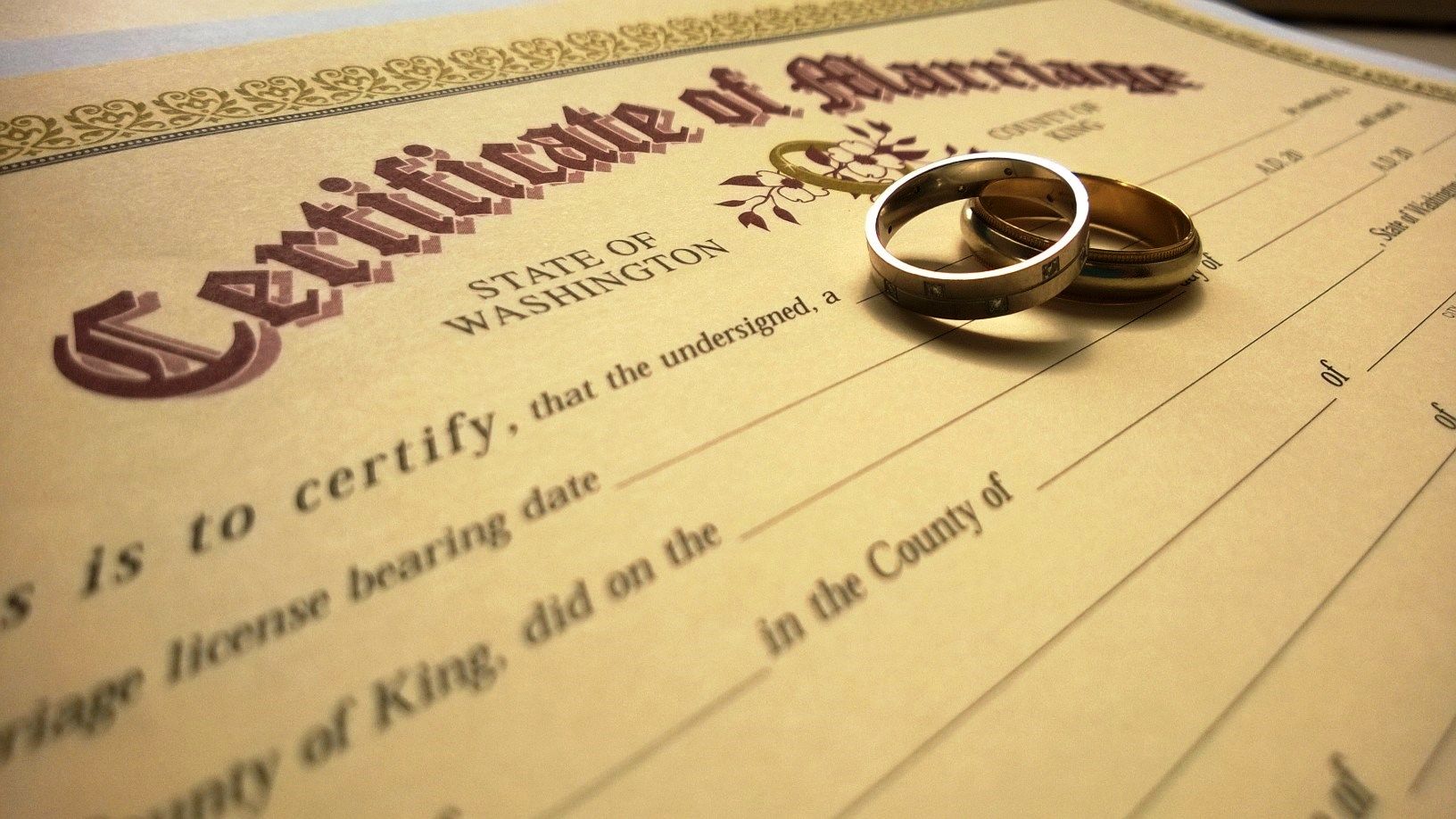 guidelines on the marriage act 1961