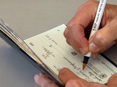 What are Cheque Return Charges?