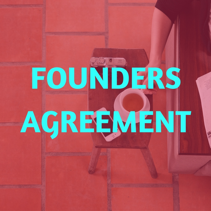 What Is A Founders Agreement Aapka Consultant