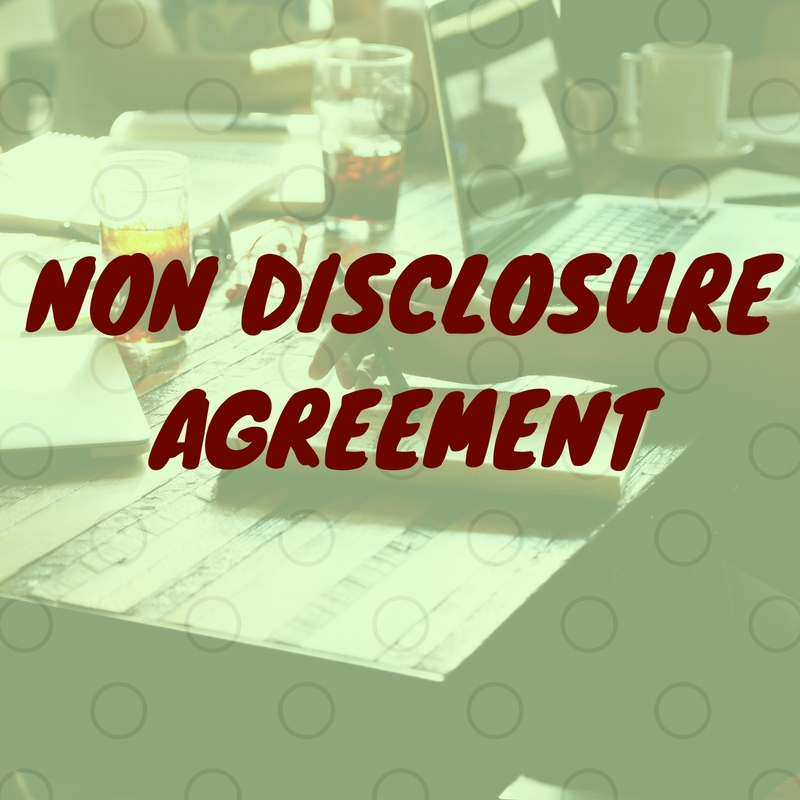 Non Disclosure Agreement Format In India Aapka Consultant