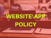 Terms and Conditions for Website