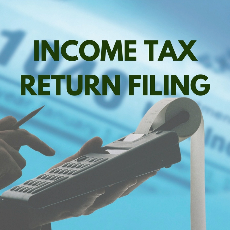 Income Tax Return (ITR) Filing | Aapka Consultant