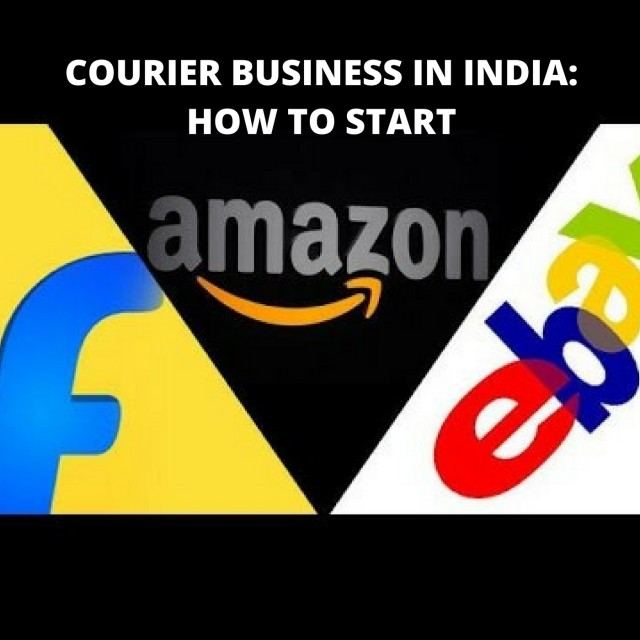 Courier Business in India