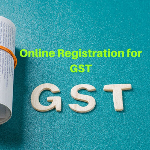 How to do Online Registration for GST?