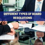 Board Resolutions