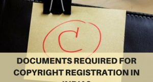 Documents Required for Copyright Registration