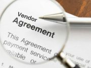 Vendor Agreement Format for E-Commerce in India