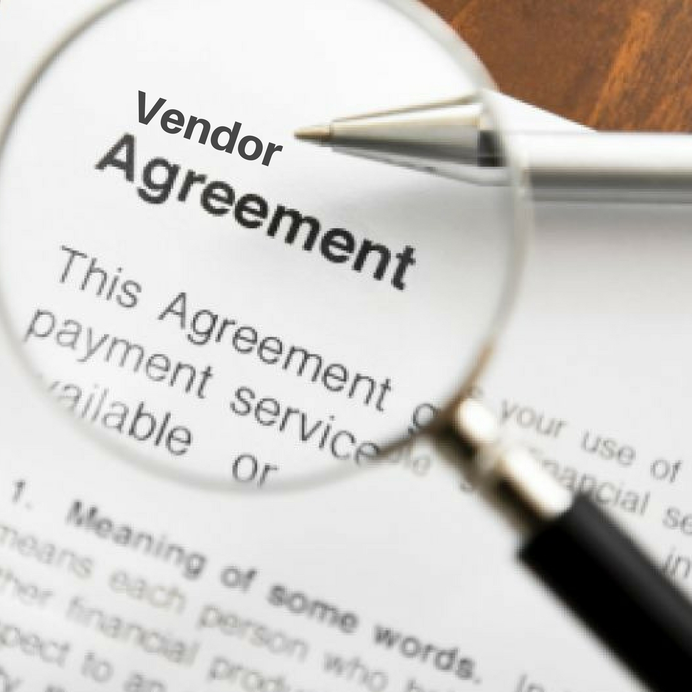 Vendor Agreement Format For E Commerce In India Aapka Consultant