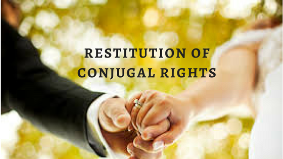 what is conjugal rights in marriage