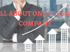 ALL ABOUT ONE PERSON COMPANY