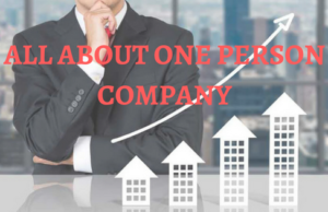 How to Apply for One Person Company