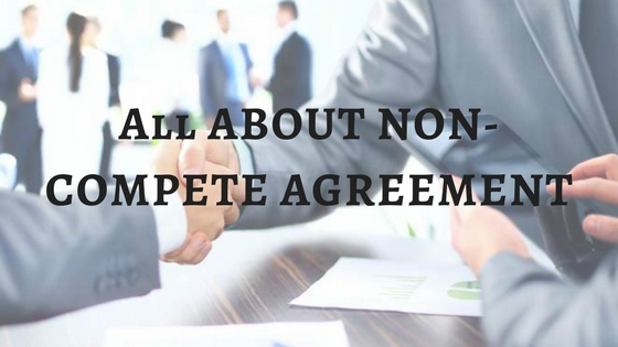 Non-Compete Agreement For E-Commerce Startups