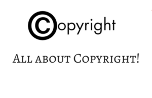 All about Copyright