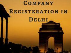 Company Registeration in Delhi