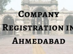 Company Registration in Ahmedabad