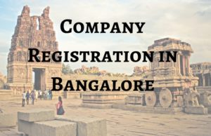 Online Private Limited Company Registration in Bangalore