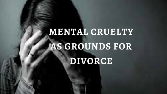 cruelty divorce