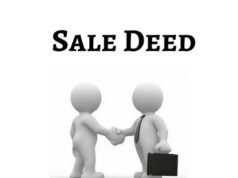 Sale Deed Along With Model Draft