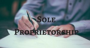 How To Register Under Sole Proprietorship?