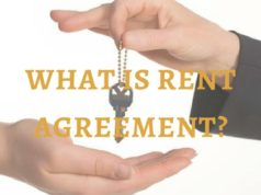 Rent Agreement along with Model Format