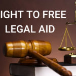 RIGHT TO FREE LEGAL AID