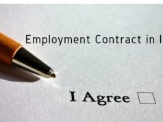 Employment Contract India
