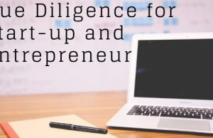 Due Diligence for Start-up and Entrepreneur