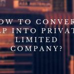 How to convert LLP into Private Limited Company?