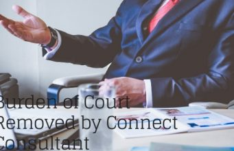 Burden of Court Removed by Connect Consultant