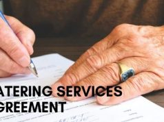 Catering Services Agreement