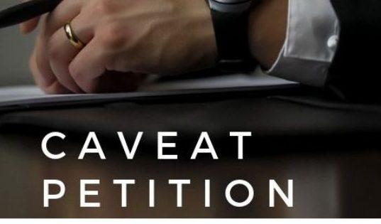 Caveat Petition