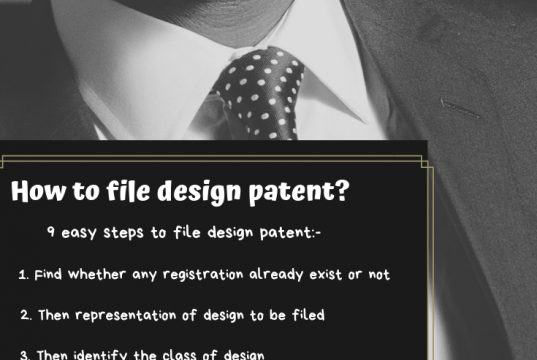 How to file design patent_