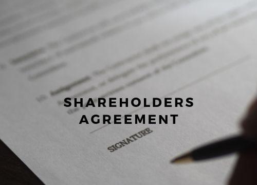 Shareholders Agreement