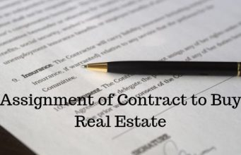 Assignment of Contract to Buy Real Estate