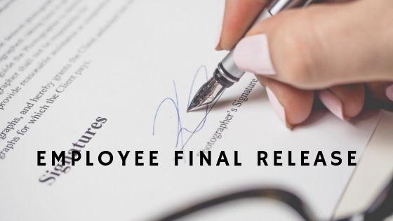 Employee Final Release
