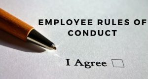Employee Rules of Conduct