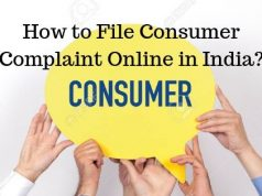 How to File Consumer Complaint Online in India?