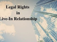 Legal Rights in Live-In Relationship