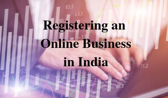 Registering an Online Business in India
