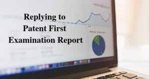 Replying to Patent First Examination Report