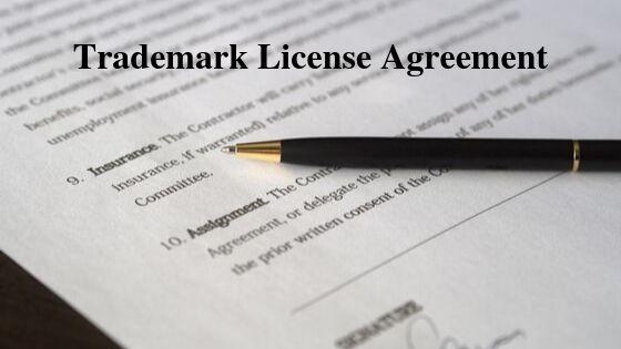 Trademark License Agreement
