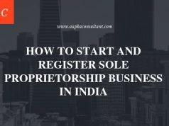 How to Start and Register Sole Proprietorship Business in India