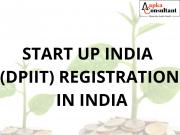 START UP INDIA (DPIIT) REGISTRATION IN INDIA