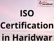 ISO Certification in Haridwar