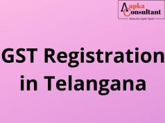 GST Registration in Telangana