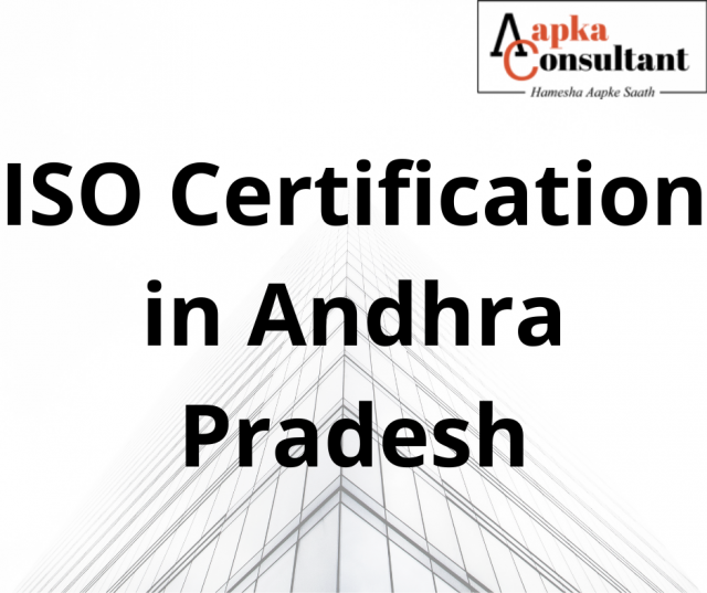ISO Certification in Andhra Pradesh