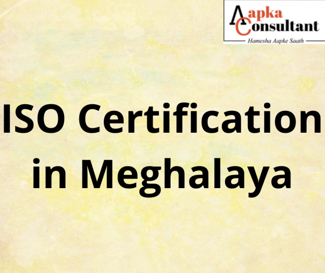 ISO Certification in Meghalaya